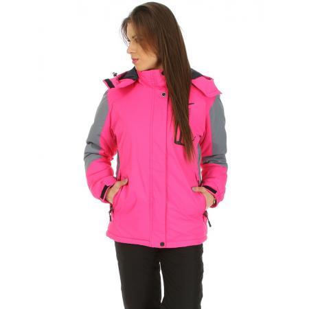 Bunda dámska SKY lyžiarska ružová