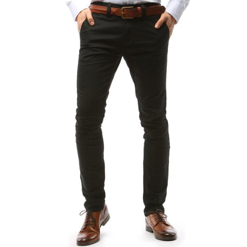 0cff1f80d257 Pánske ORIGINAL chinos nohavice čierne