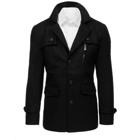 Pánsky kabát STYLE čierny