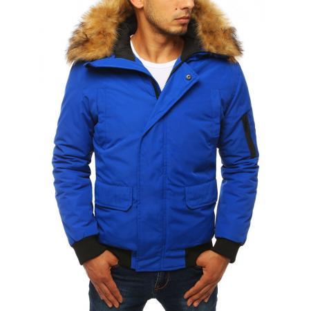 Zimná pánska bunda WINTER modrá