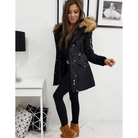 Dámska zimná bunda SIMONE čierna