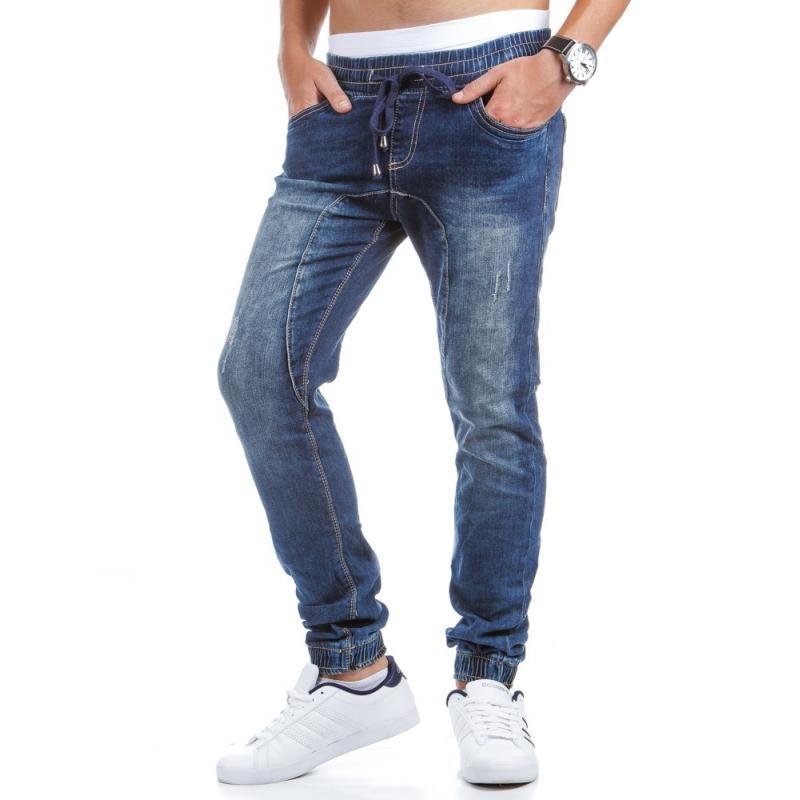 fe07919c379fc Štýlové pánske jeansové športové nohavice | manSTYLE.sk