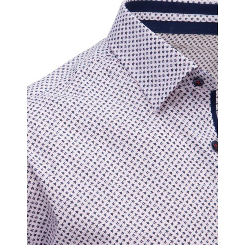 95dbf9718871 Pánska ELEGANT košeľa odobrať ako biela