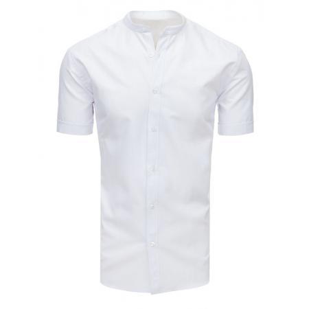 Pánska ORIGINAL košeľa s krátkym rukávom biela