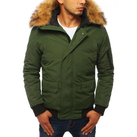 Zimná pánska bunda WINTER khaki