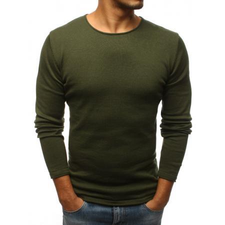 Pánsky STYLE sveter zelený