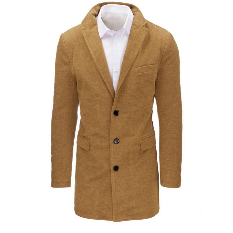Hnedý panský kabát  d949645799d