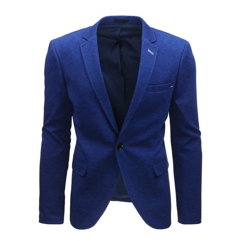 9439b359bbce0 Elegantné pánske sako modré | manSTYLE.sk