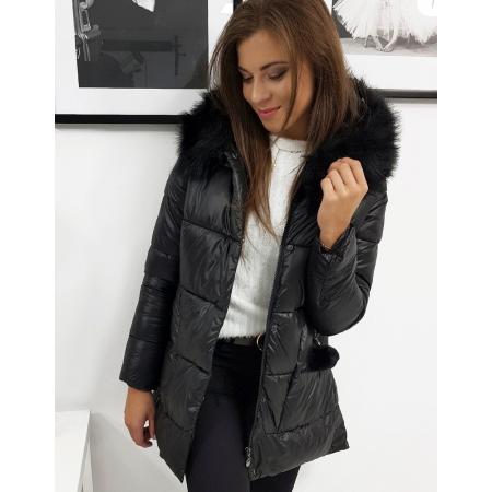 Dámska zimná bunda ELLE čierna