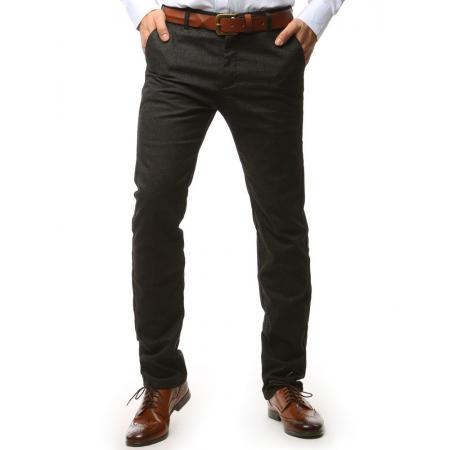 Pánske ORIGINAL chinos nohavice šedé