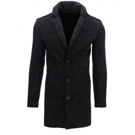 Pánsky kabát STYLE čierny 7fdaf73f893