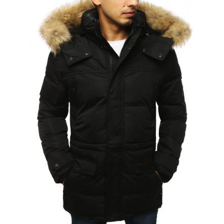 Pánska bunda zimná WINTER čierna