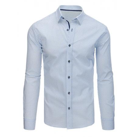 1a6ebee5913f Pánska ELEGANT košeľa odobrať ako tmavo modrá