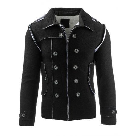 Pánska prechodová bunda čierna