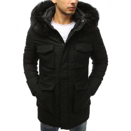 Pánska zimná bunda WINTER čierna