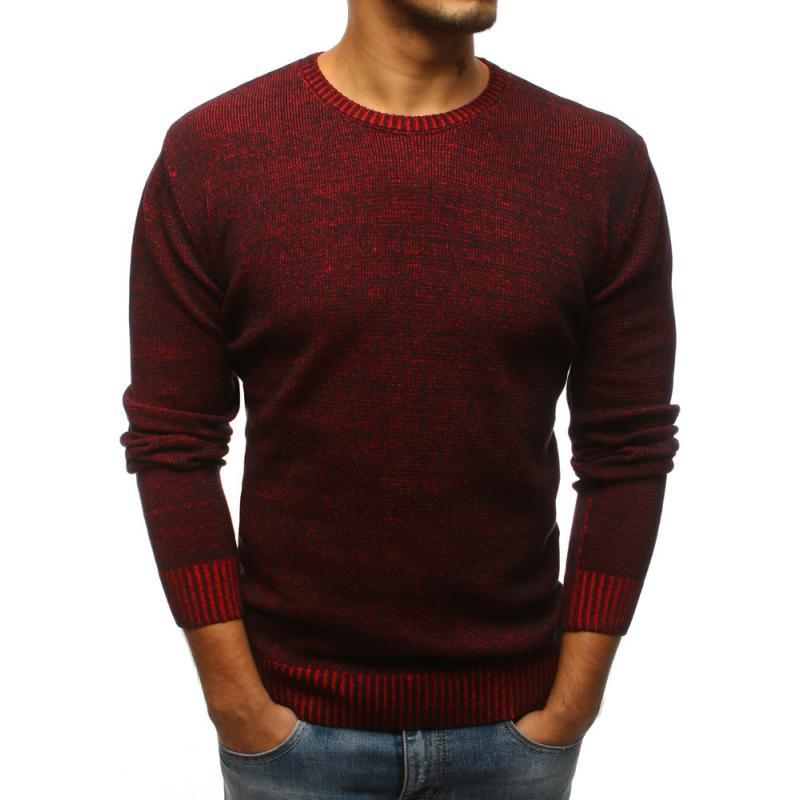 249fca8173d8 Pánsky vlnený sveter