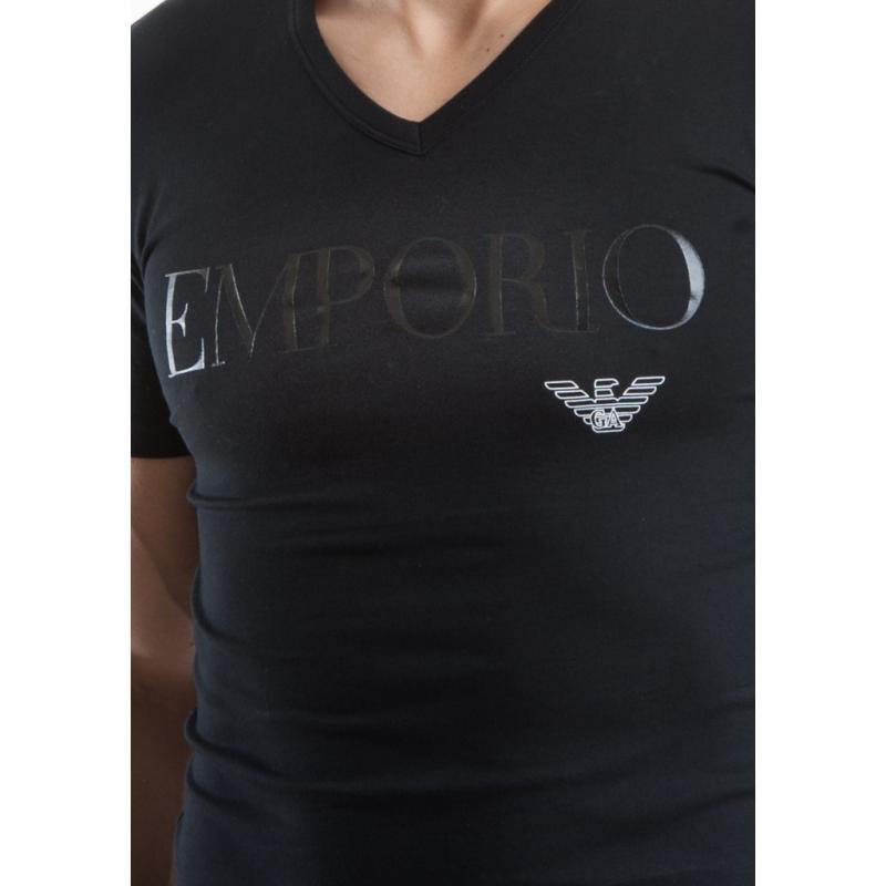 7760ae4311 Pánske tričko Emporio Armani 110810 CC716