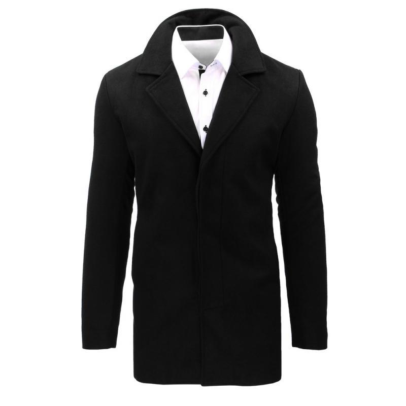 Pánsky čierny kabát  798938070ea